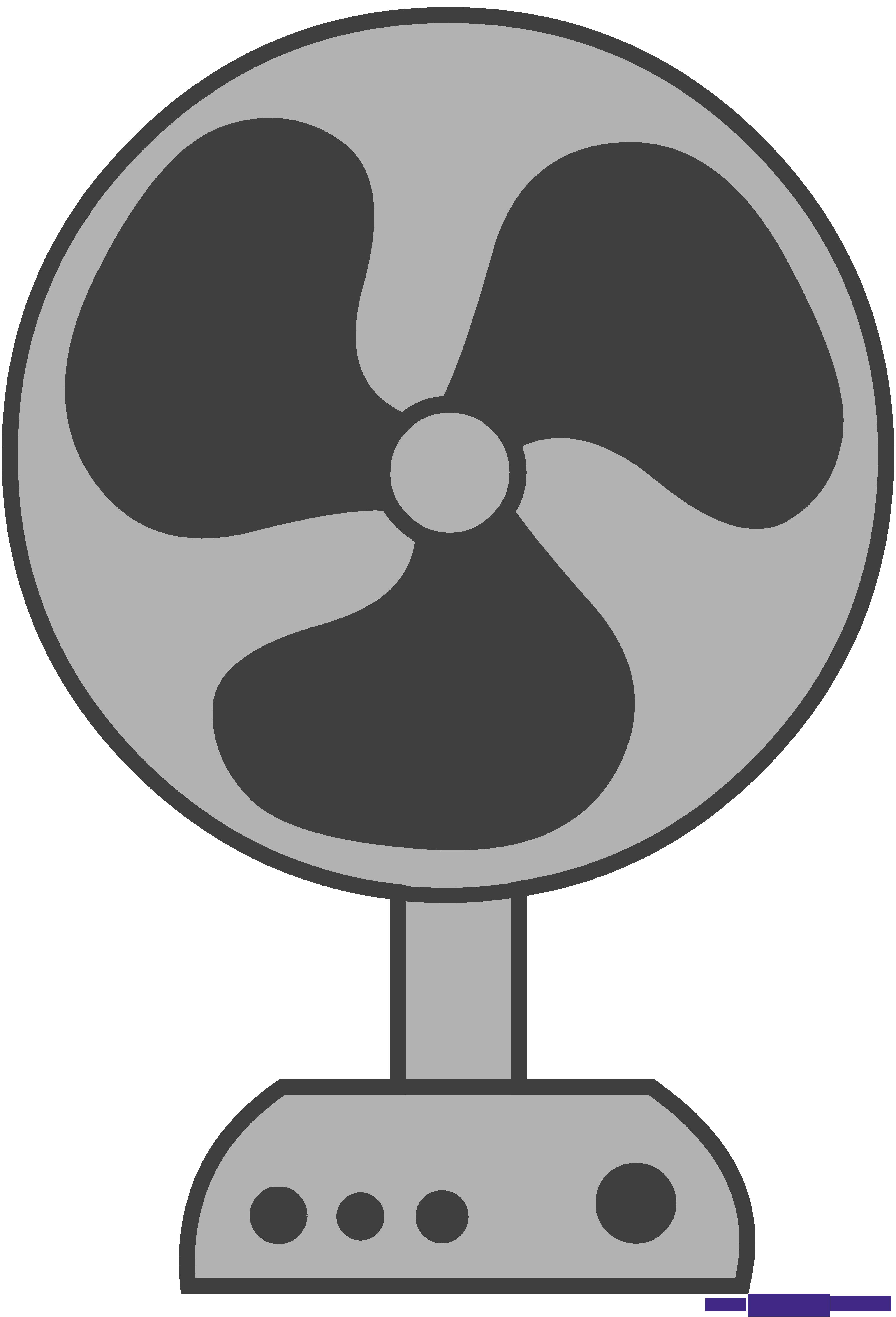 Electric Fan Clipart