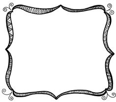 Frame fancy. Clipart clipartlook