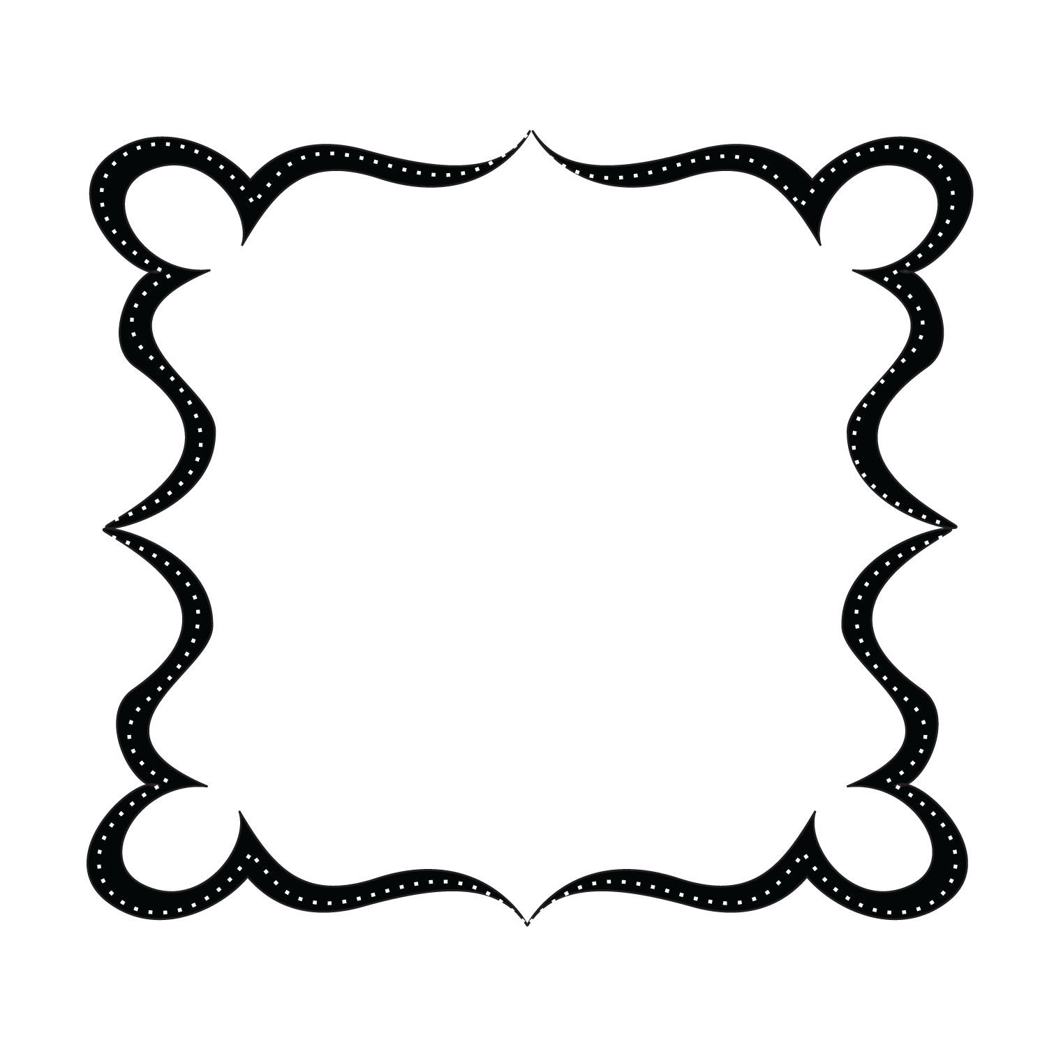Fancy Border Frame Clipart Clipart Panda Free Clipart Images