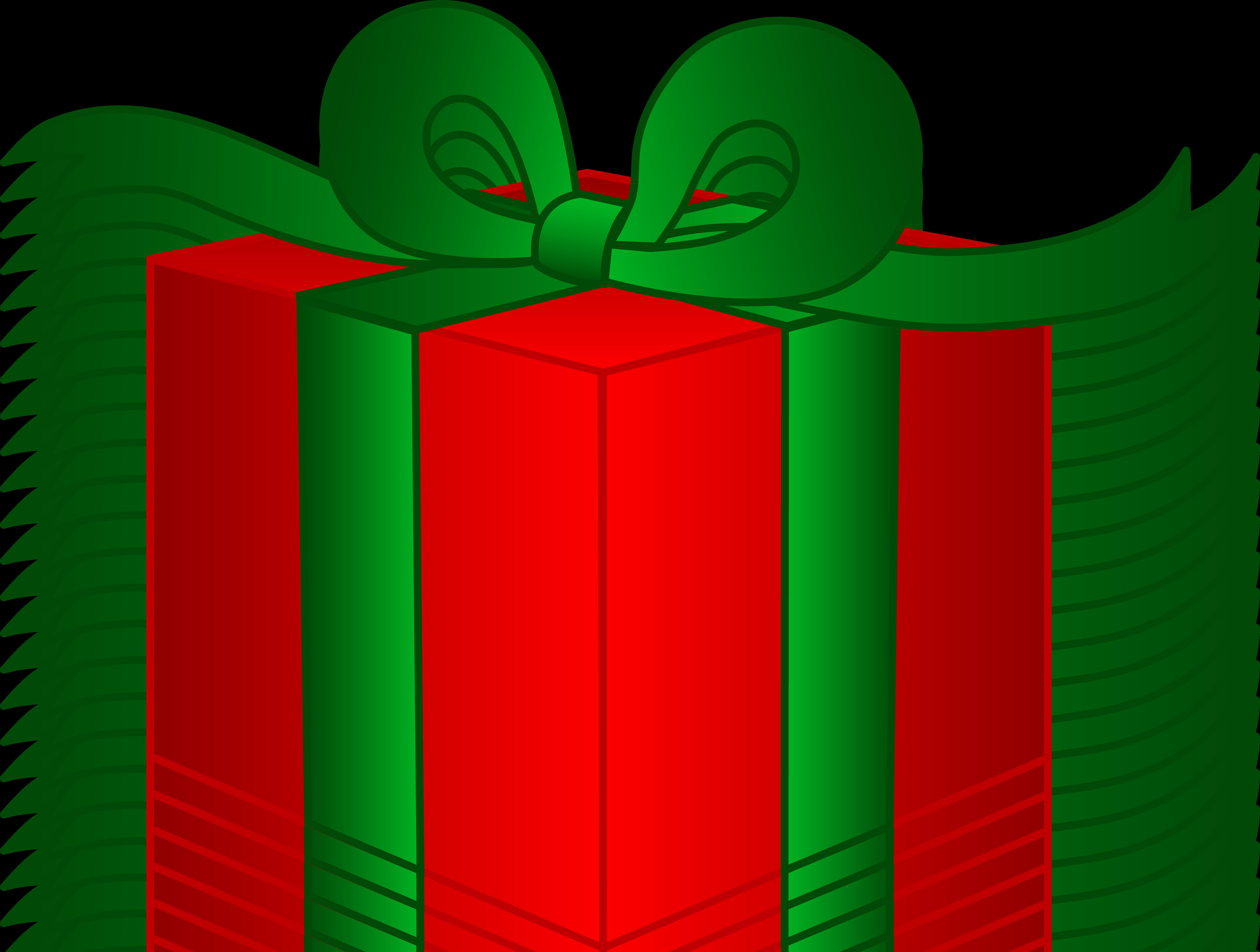 Fancy Christmas Present - Free Clip Art-Fancy Christmas Present - Free Clip Art-6