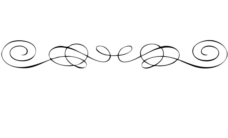 fancy lines clip art free