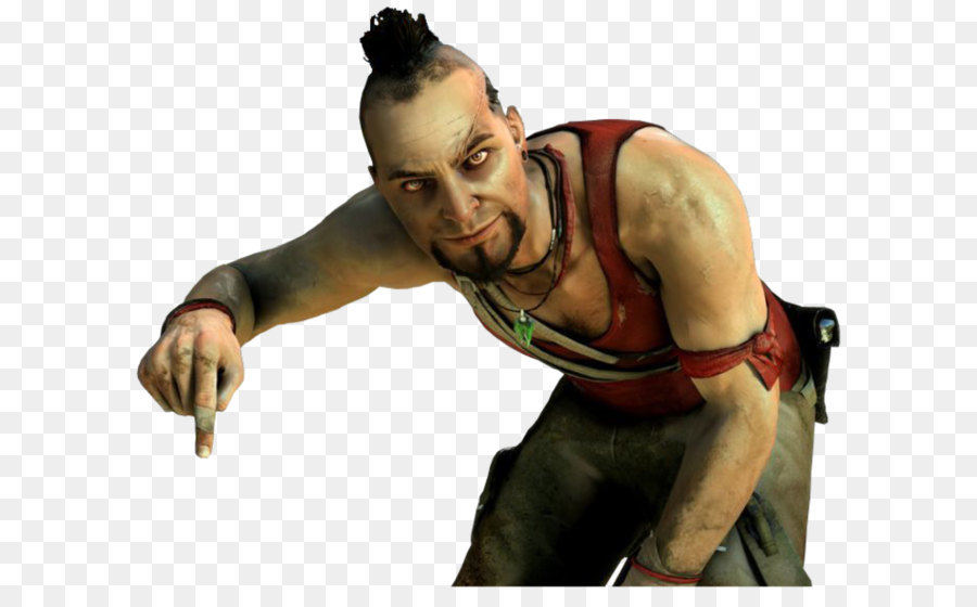 Far Cry 3: Blood Dragon Far C - Far Cry Clipart
