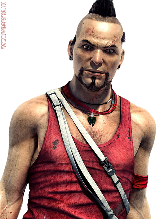Far Cry Clipart Render-Far Cry Clipart render-17