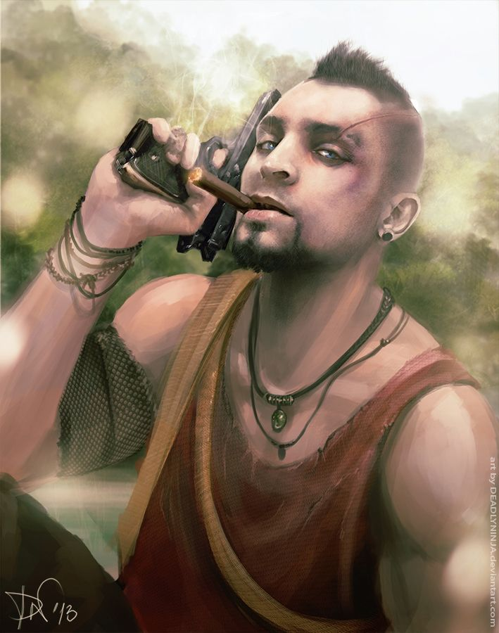 Far Cry Clipart Vaas-Far Cry Clipart vaas-10