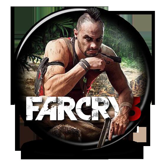 Far Cry Clipart render