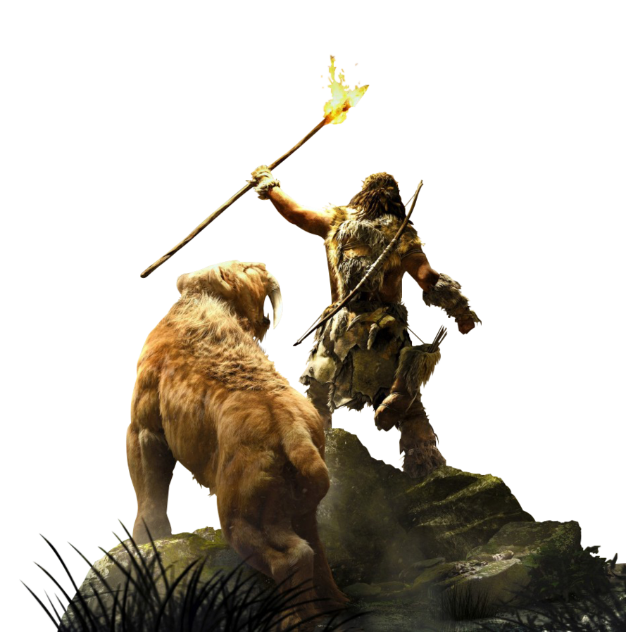 Far Cry Primal Render/Cut by  - Far Cry Clipart