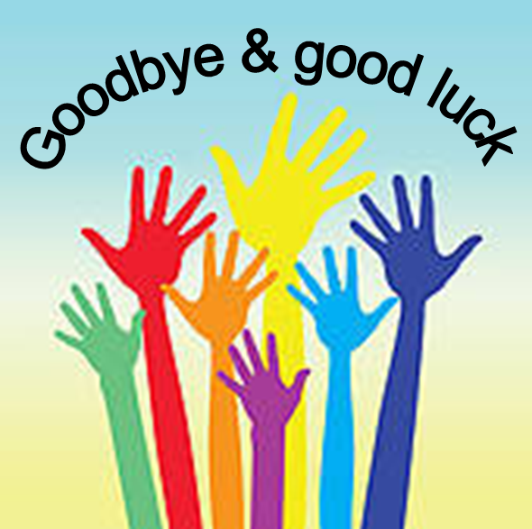 Farewell Good Luck Clipart A Big Well Done Good Bye And