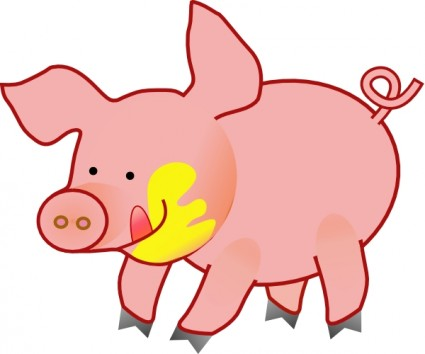 Farm animal clip art free vector for free download about