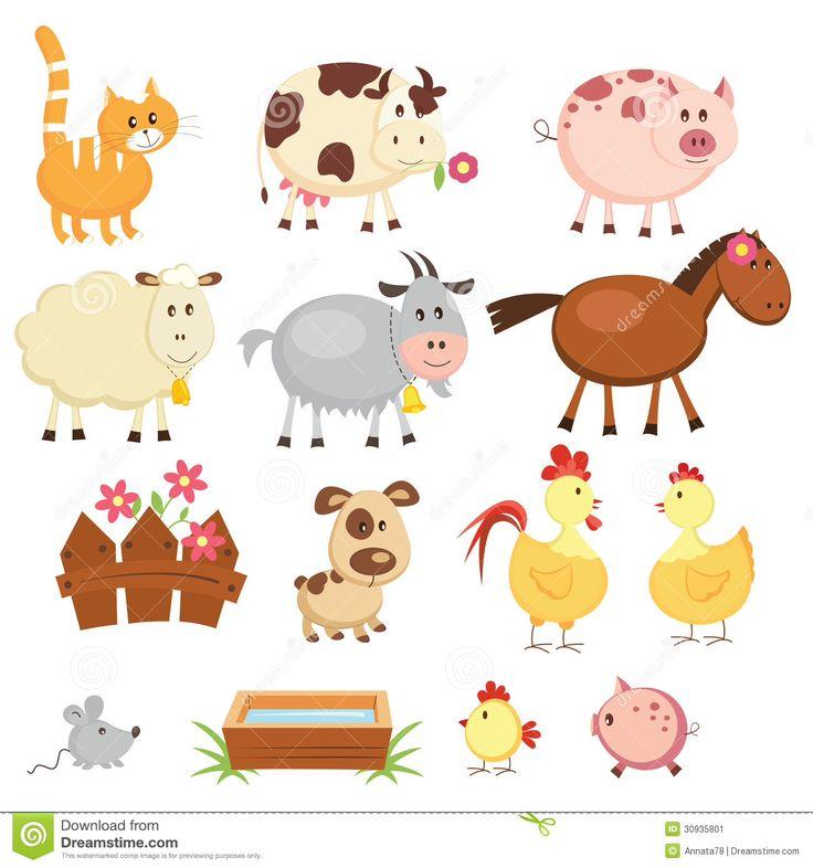 Farm Animals Clip Art Pinterest Farm Ani-Farm Animals Clip Art Pinterest Farm Animals Farms And Animals-9