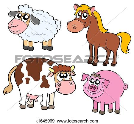 Farm Animals Collection-Farm animals collection-11