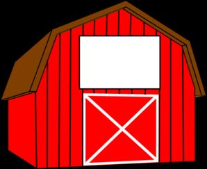 Farm Barn Clip Art Clipart .-Farm barn clip art clipart .-9