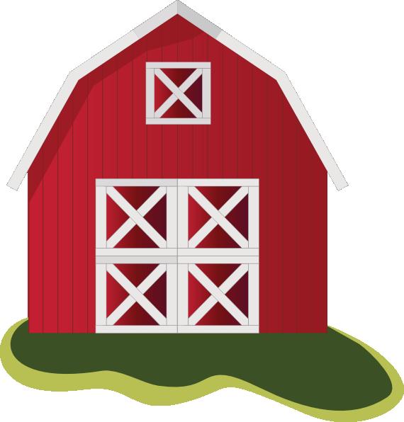 Farm House Clip Art-Farm House Clip Art-7