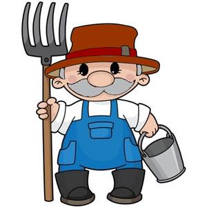 Farmer Clipart-farmer clipart-19