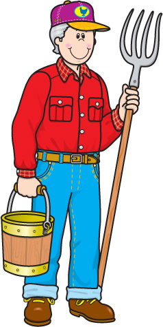 Farmer Clipart | Free Download Clip Art | Free Clip Art | on .