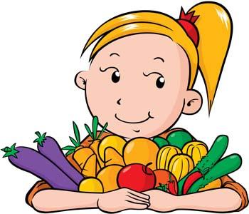 Farmer with presentation screen; Farmer with fruits 4