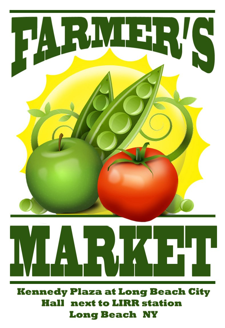 Farmers Market Clipart Long Beach Farmer S Market