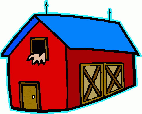 farmhouse clipart-farmhouse clipart-1