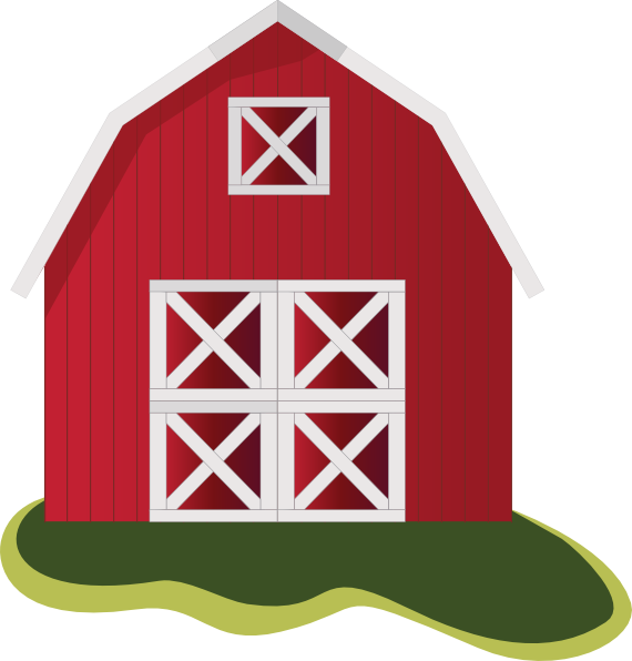 Farmhouse Clipart - clipartall-Farmhouse Clipart - clipartall-9