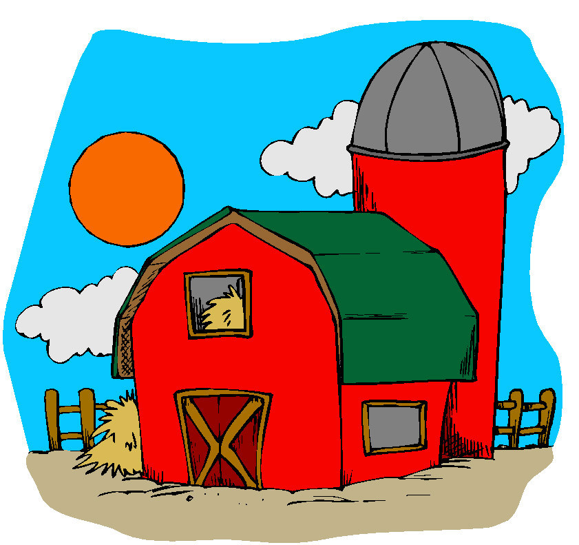 Farming farm clipart .