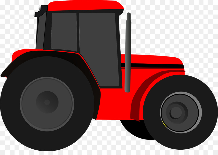 Farming Simulator Clipart red