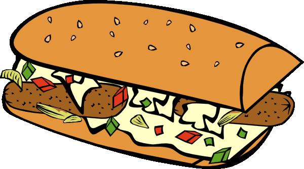 Fast Food Breakfast Ff Menu clip art - vector clip art online