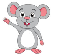 Fat Looking Mouse Clipart Size: 65 Kb-Fat Looking Mouse Clipart Size: 65 Kb-6