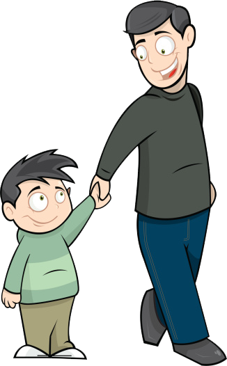 Father Clipart-father clipart-12