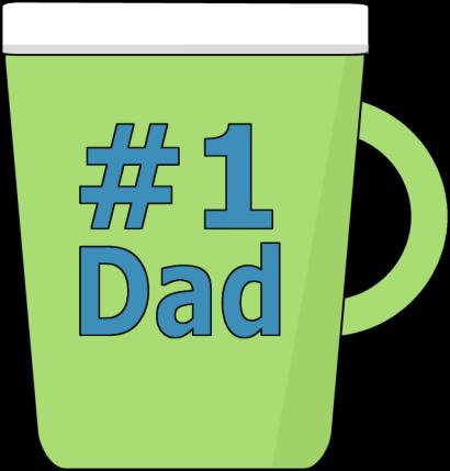 ... Fatheru0026#39;s Day Clip Art u0026middot; Dad Coffee Mug