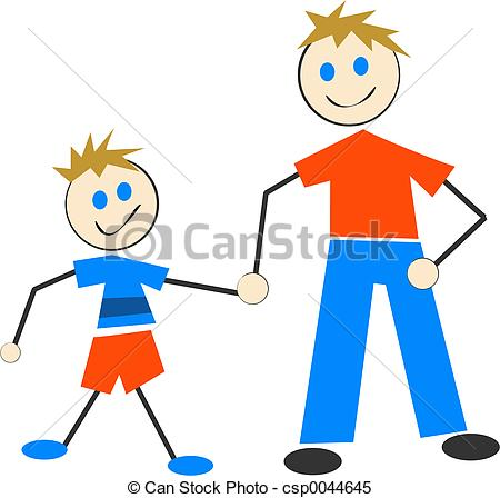 ... Father And Son - Kiddie Style Father-... Father and Son - kiddie style father and son design-11