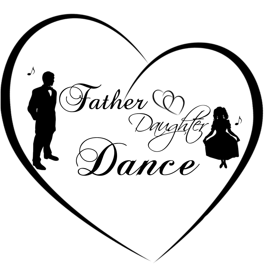 Father-Daughter-Clipart. Auction Father Daughter Dance