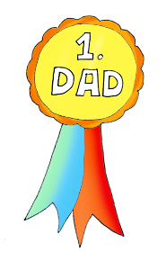 Fathers Clipart Medal First Price Color -fathers clipart medal first price color ...-8