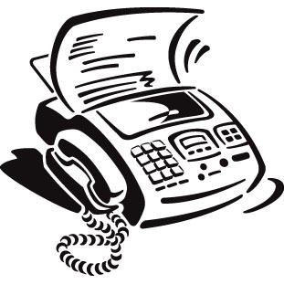 Fax Par Internet - Clipart library - Clipart library
