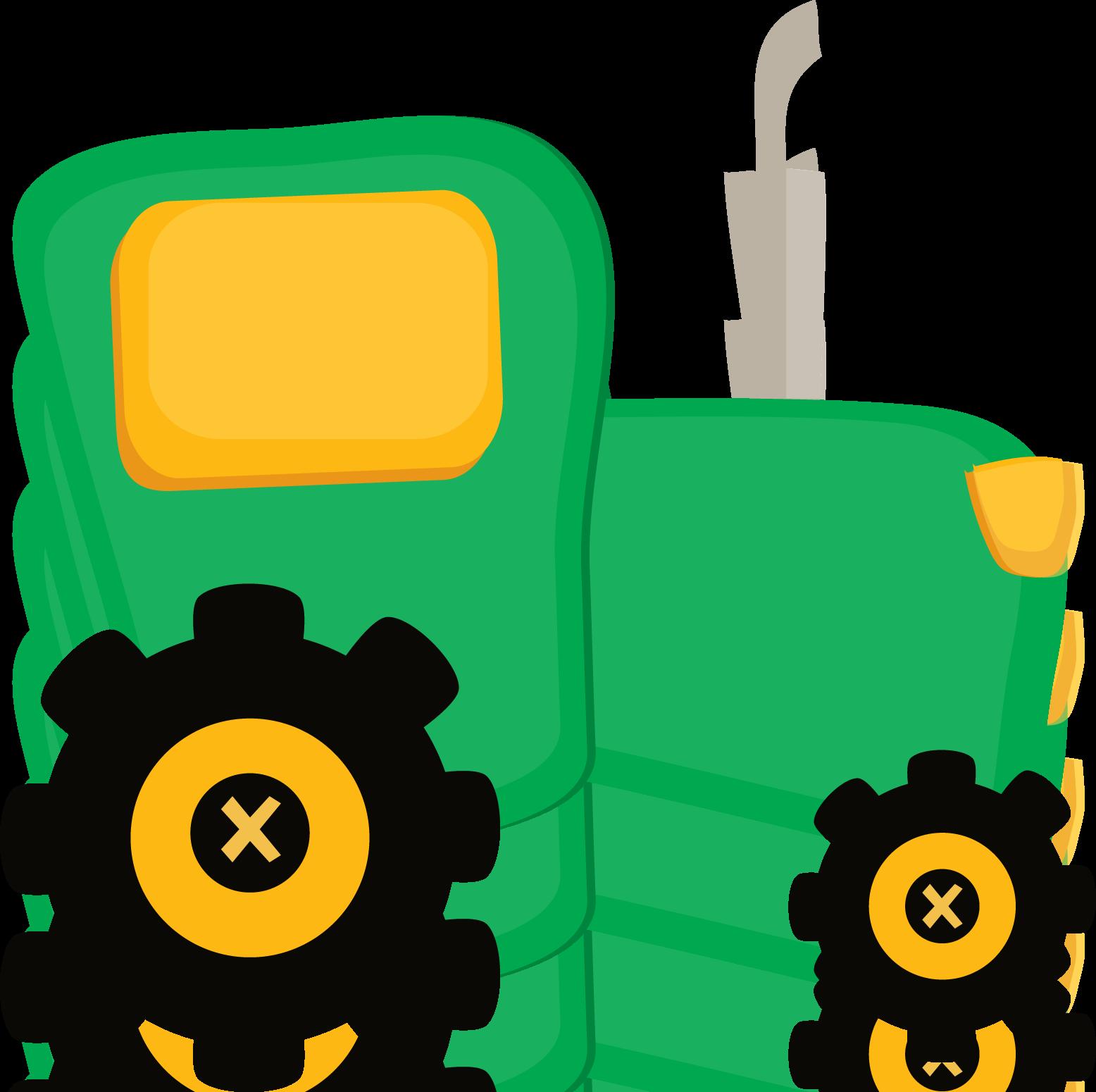 Fazendinha Cute Clipart Tractor Png Minu-Fazendinha Cute Clipart Tractor Png Minus Cliparts Co-1