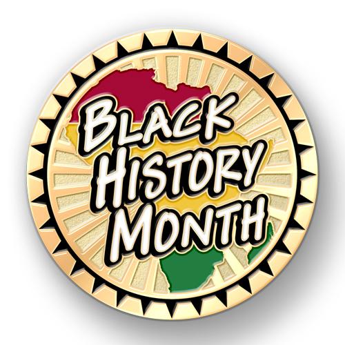 February Black History Month .