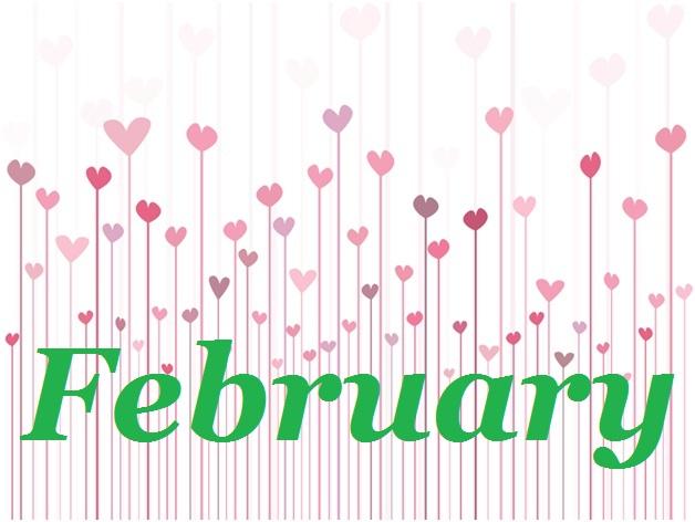 February clip art free tumundografico