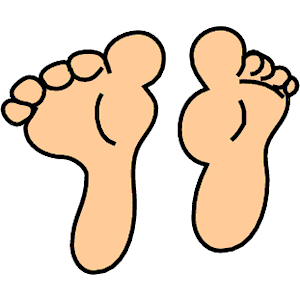 Feet 8 Clipart Cliparts Of Feet 8 Free Download Wmf Eps Emf Svg