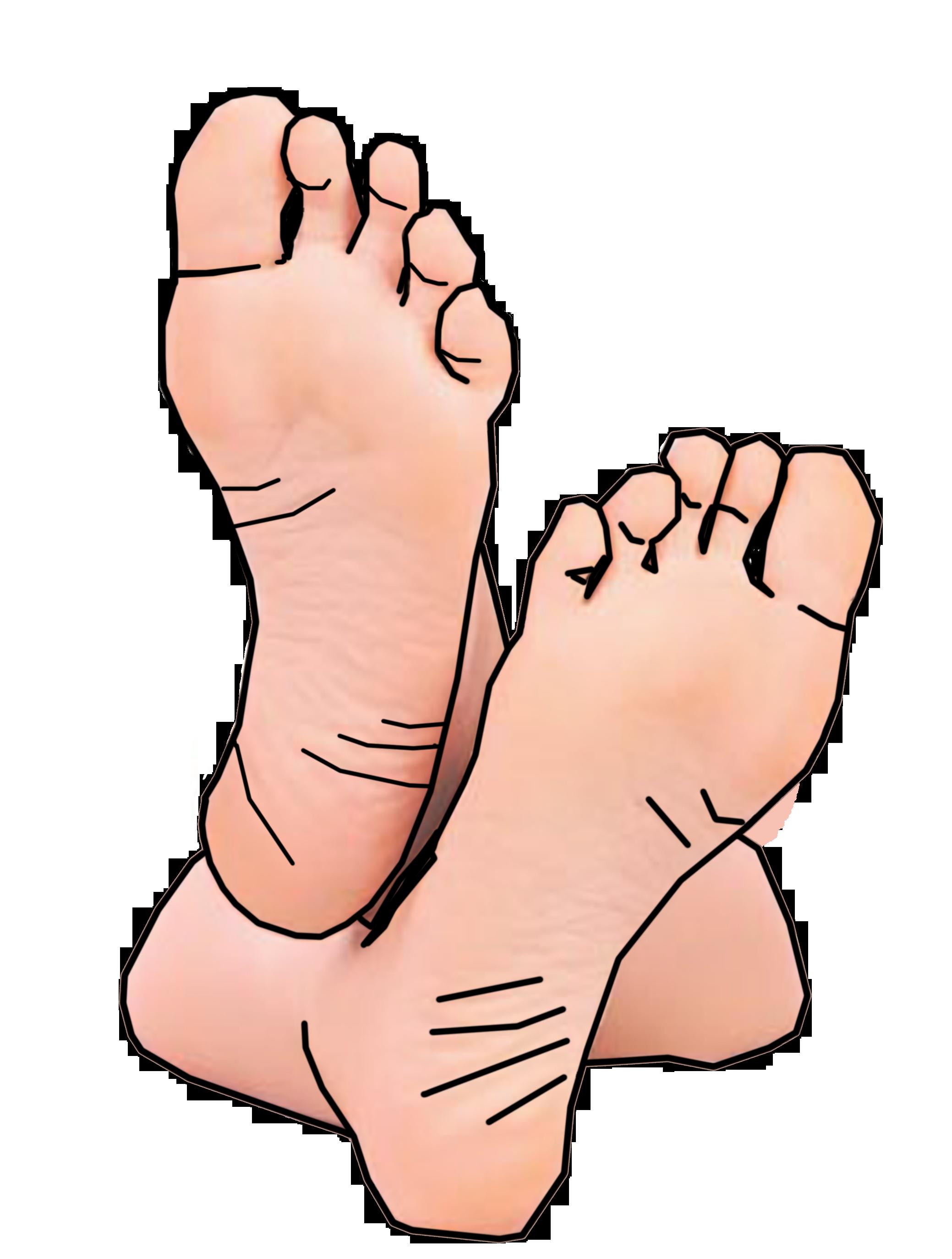 Feet Clipart-Feet Clipart-0
