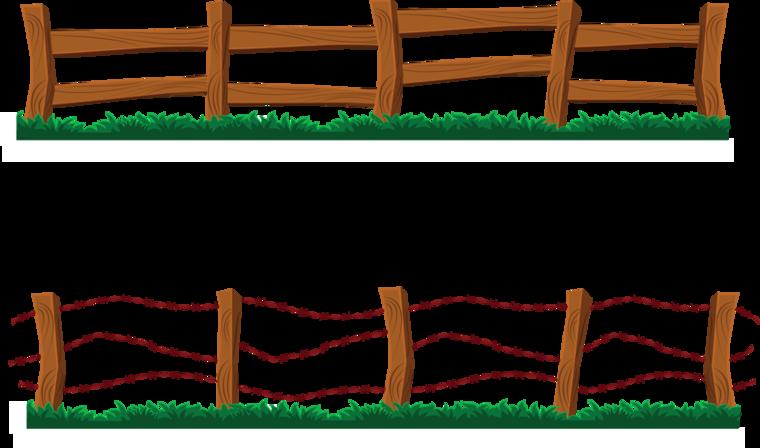 Fence Clip Art - Blogsbeta