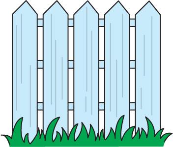 Fence Clip Art-Fence Clip Art-4