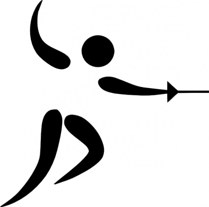 Fencing Clipart-Fencing Clipart-7