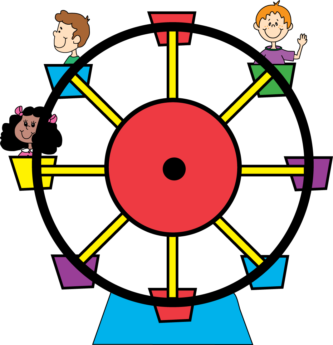 Ferris Wheel Clip Art-Ferris Wheel Clip Art-4