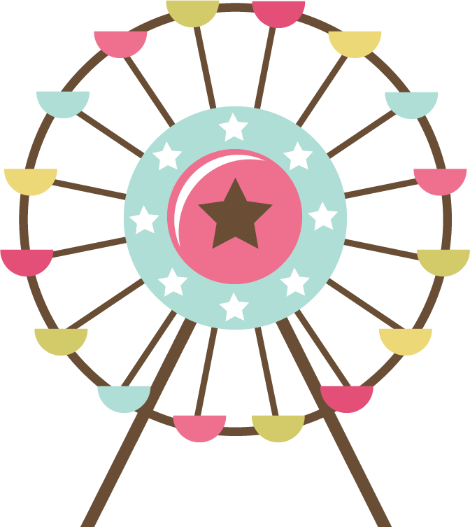 Ferris Wheel Clipart Cliparts - Ferris Wheel Clip Art