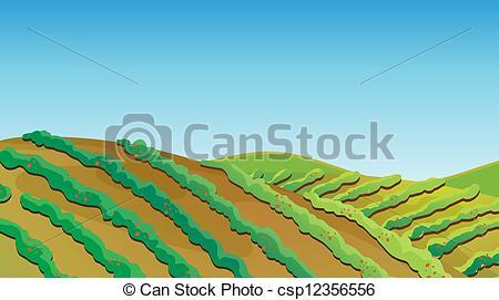 ... Fertile land ...