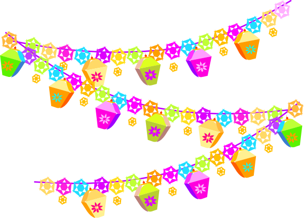Festival Christmas Decorations Clip Art At Clker Com Vector Clip Art