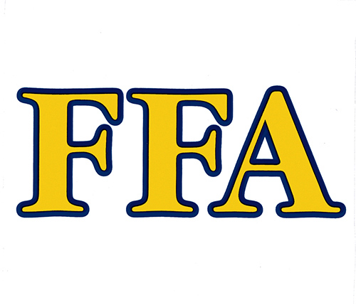 ... FFA Clip Art Letters, Karen Loves Nail Polish: NOTD: FFA - Industriet ...