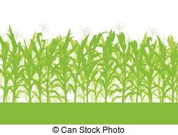 . ClipartLook.com Corn Field Vector Back-. ClipartLook.com Corn field vector background ecology green concept-7