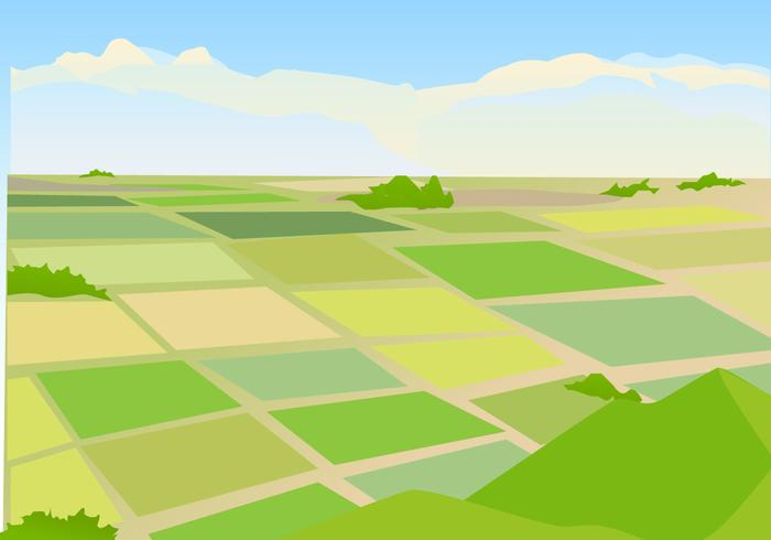 rice field clipart 5 - Field Clipart