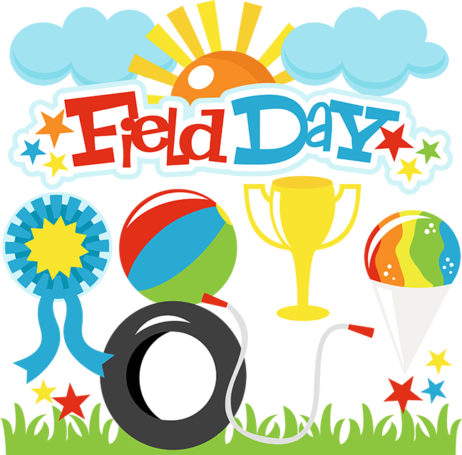 Field Day Clip Art Clipart Be - Field Day Clipart