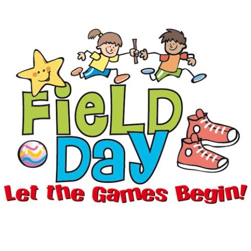 Field Day Clip Art - Field Day Clipart