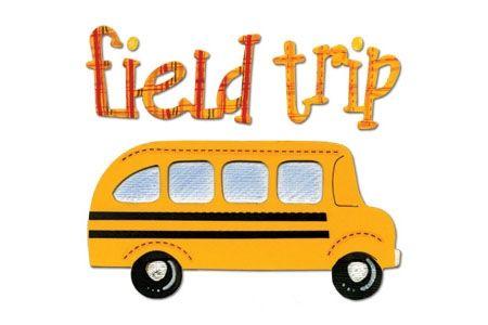 Field Trip Clip Art. File Type .